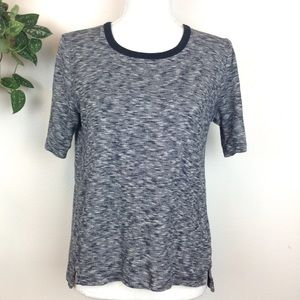 Madewell size M gray color t-shirt